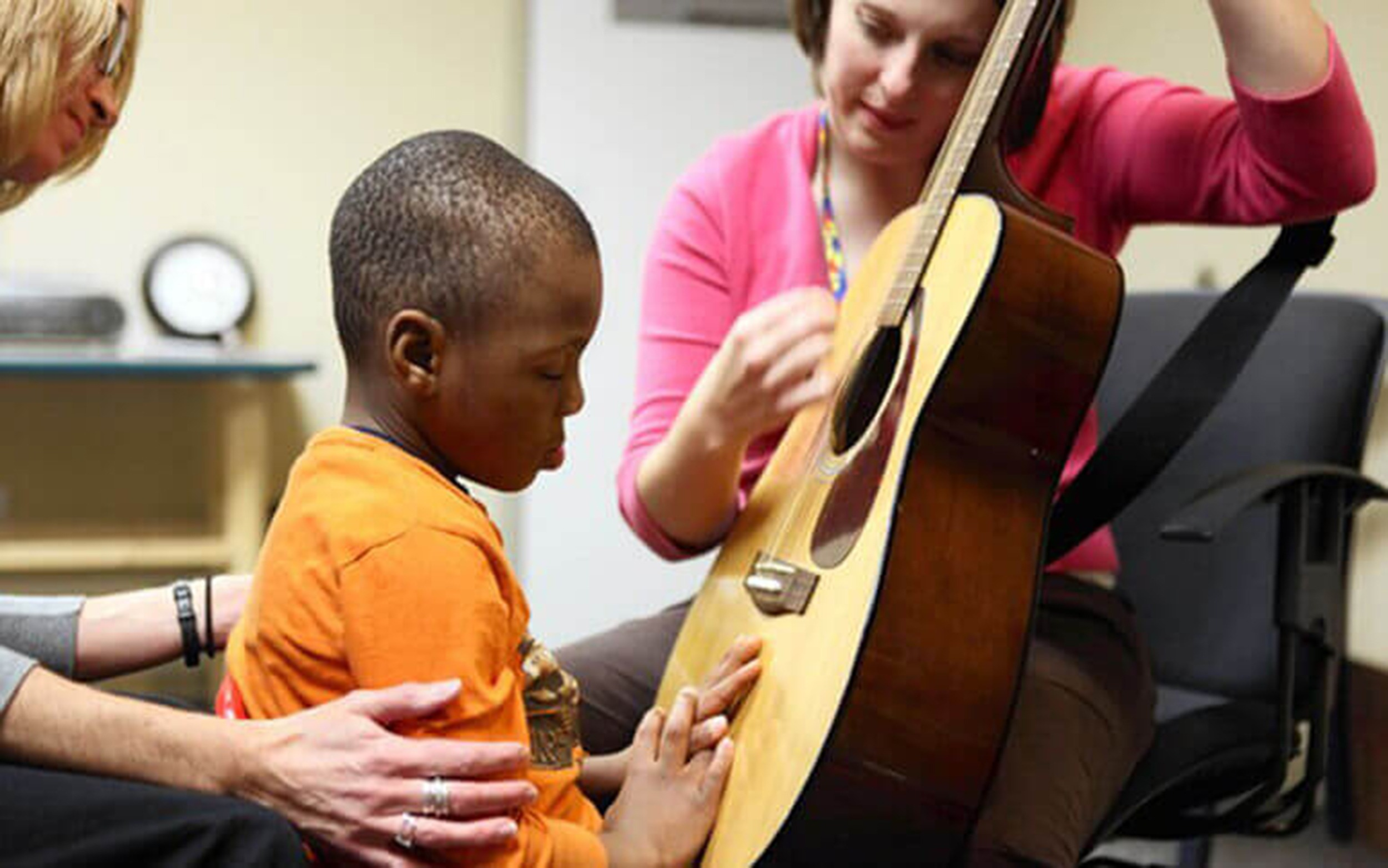 Kidz Therapy Networks - Music Therapy